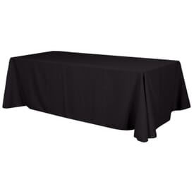 8ft Standard Table Throw-Blank