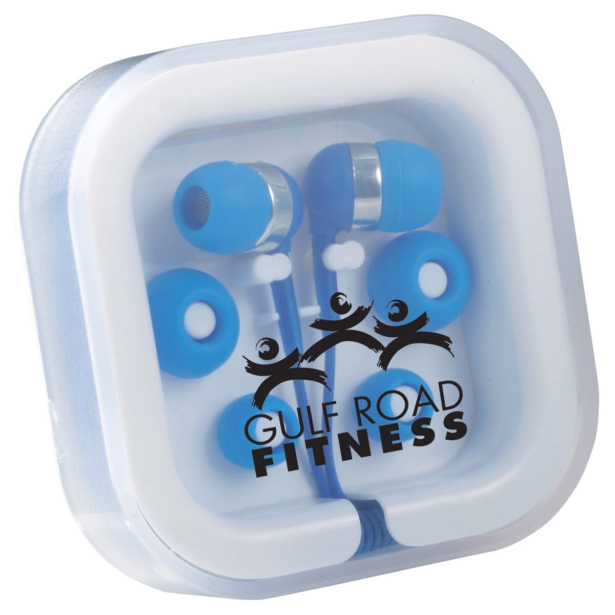 earbuds for bank promotion