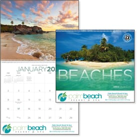 Calendars & Planners with Company Logo