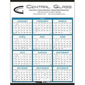 2020 Commercial Span-a-Year Calendar