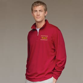 Vansport™ ¼ Zip Tech Pullover – Men's