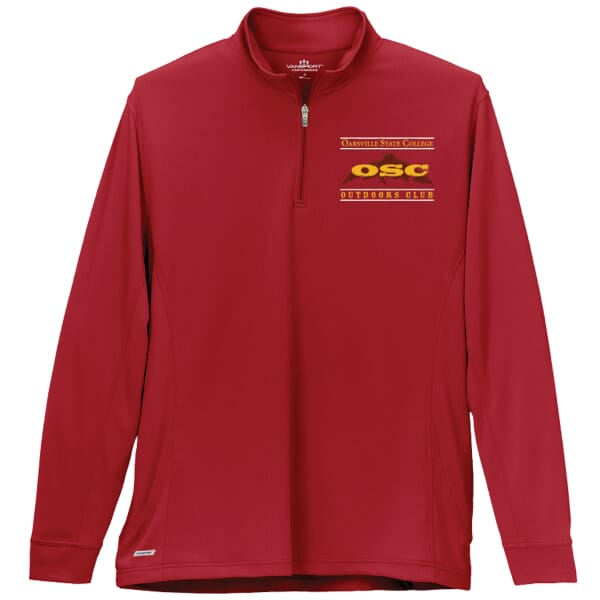 Vansport™ 1/4 Zip Tech Pullover - Men's