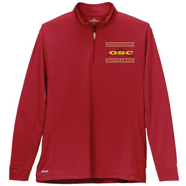Vansport™ 1/4 Zip Tech Pullover - Men's