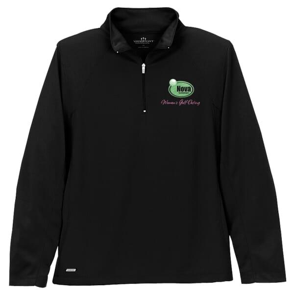 Vansport™ 1/4 Zip Tech Pullover – Women's
