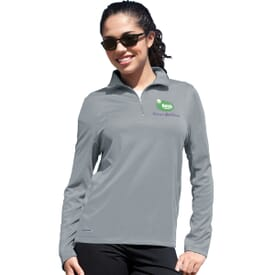 Vansport™ ¼ Zip Tech Pullover – Women's