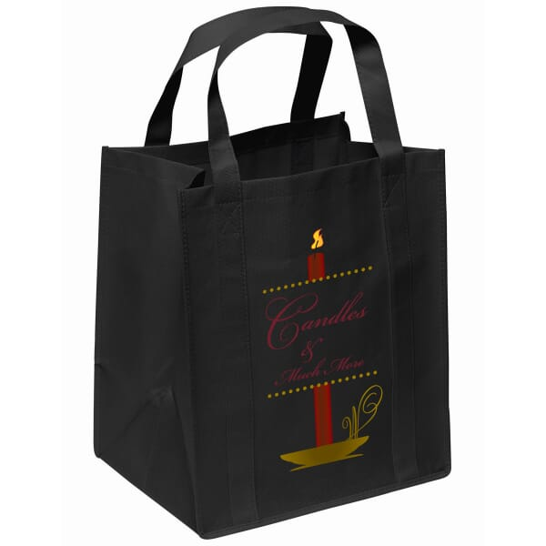 Full Color Grocery Tote