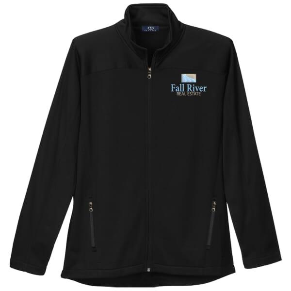 Brushed Full-Zip Jacket-Men's