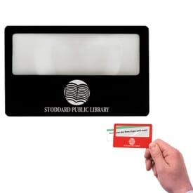 Wallet Magnifier