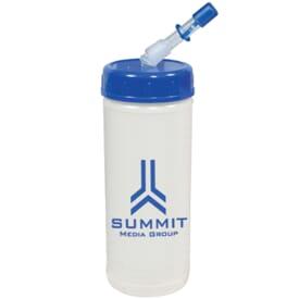 16 oz Glow Get 'Em Sports Bottle - 24hr Service