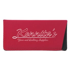 Soft Touch Glasses Case