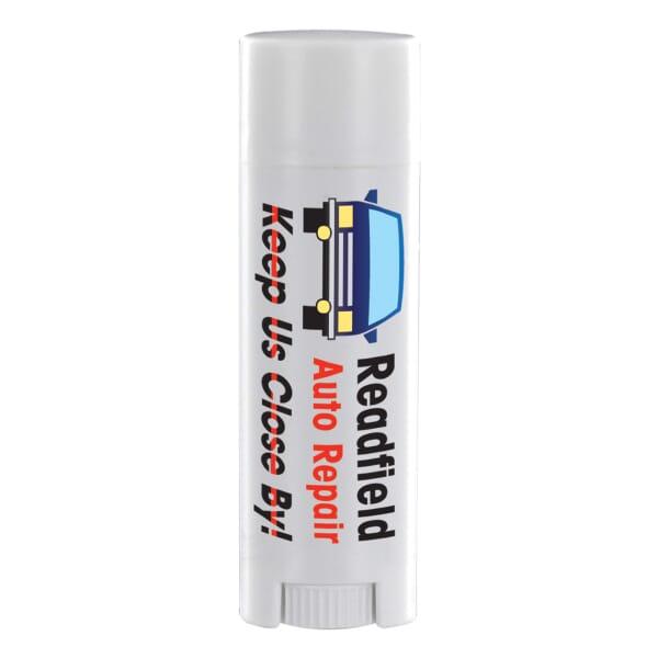 All-Natural Lip Balm - Oval Tube