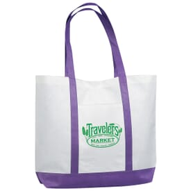 Value Two-Toned Tote