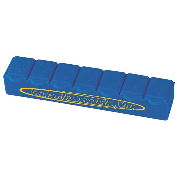 7-Day Pill Box