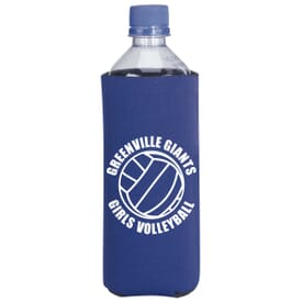 Collapsible KOOZIE® Bottle Cooler