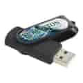 Domeable Fold-a-Flash USB 4GB