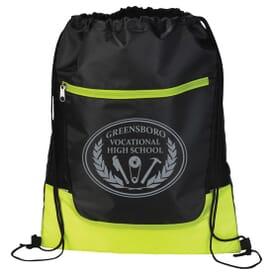 Libra Drawstring Backpack