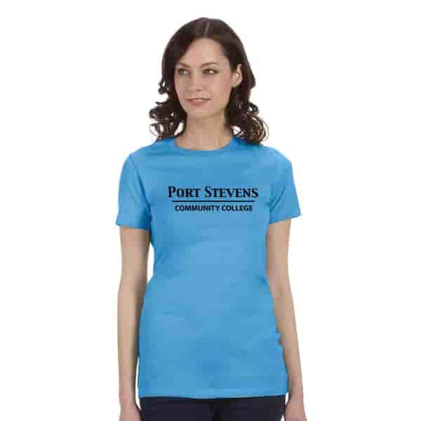 Bella + Canvas™ The Favorite Slim Fit T-Shirt - Ladies'