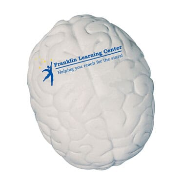 Stress Balls Group 4 Brain - 24hr Service - Gray