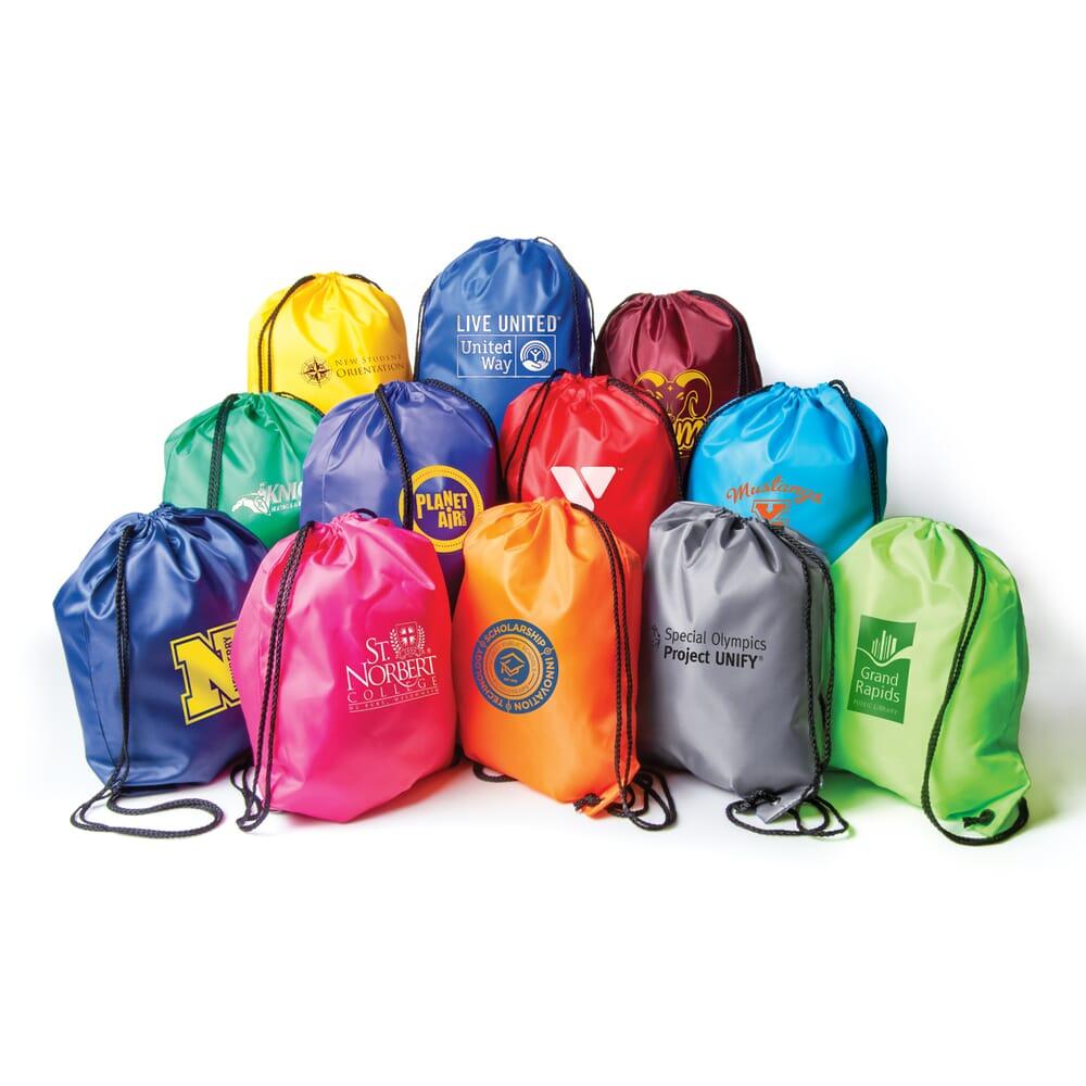ce43fd916b7e Drawstring Backpack - Promotional Giveaway | Crestline