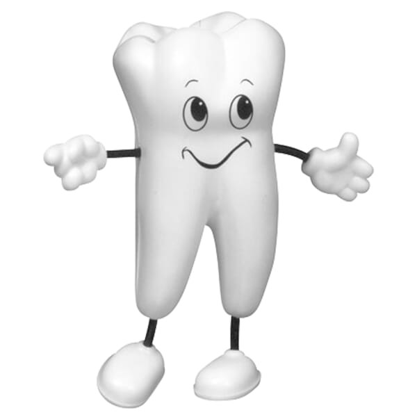 Tooth Guy Stress Ball