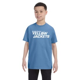 Hanes® Tagless® ComfortSoft® T-Shirt - Youth
