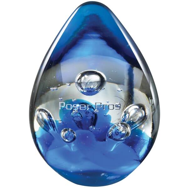Droplet Art Glass Award