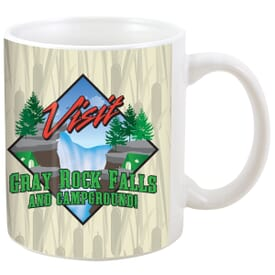 11 oz Ray of Light Mug – Full Color