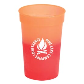 33bb3629318 Custom Plastic Cups & Promotional Stadium Cups with Logo | Crestline