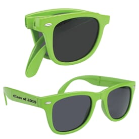 Folding Cruise Retro Sunglasses