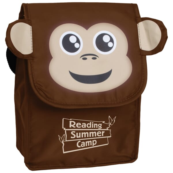 Paws N Claws Lunch Bag – Monkey
