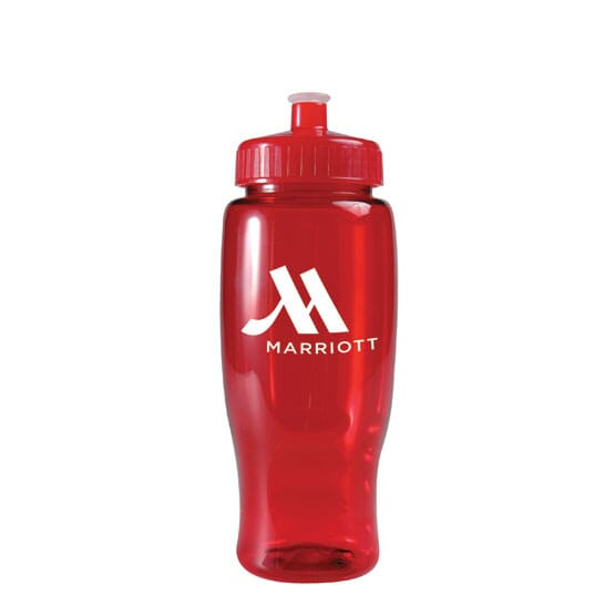 27 Oz Poly-Squeeze Sport Bottle 106870