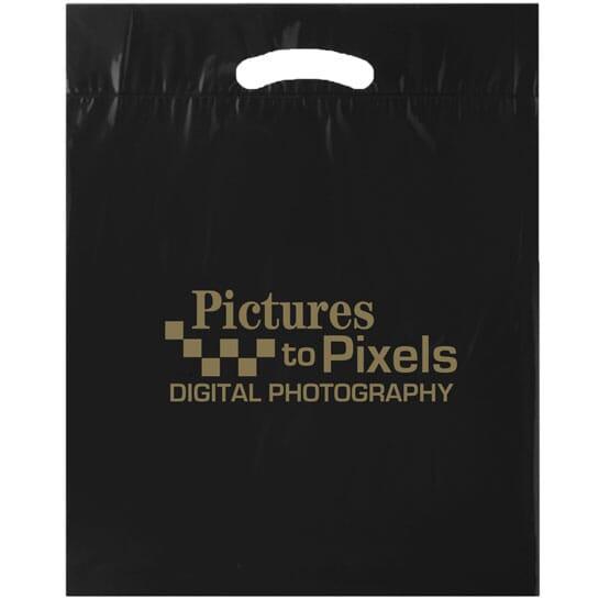 "15"" x 18"" Biodegradable Plastic Bags"