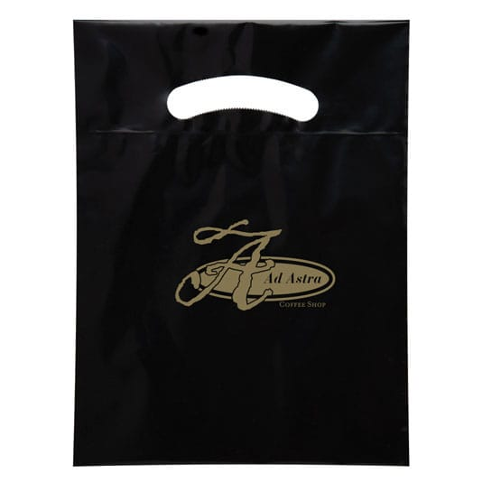 "7 1/2"" X 10"" Biodegradable Plastic Bags 106985"