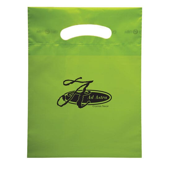 "7 1/2"" X 10"" Biodegradable Plastic Bags 106985"