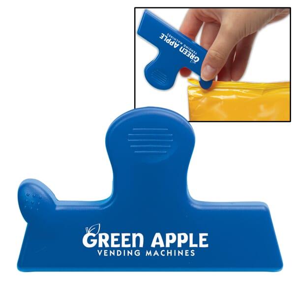Rip-N-Clip Magnetic Bag Clip