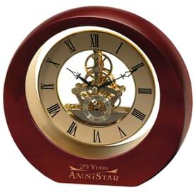 Serenity Rosewood Clock