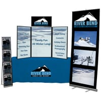Trade Show Displays - Portable, Pop-Up, Table Top & Wall
