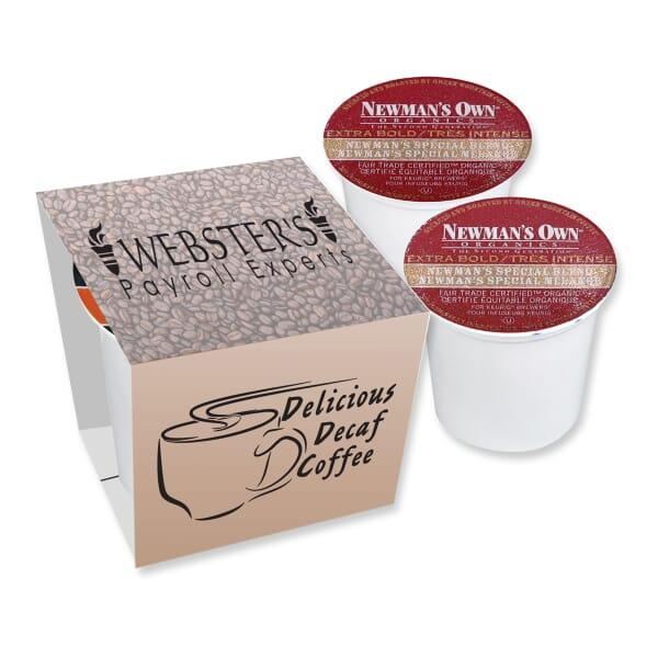 Single-Serve Coffee Pod