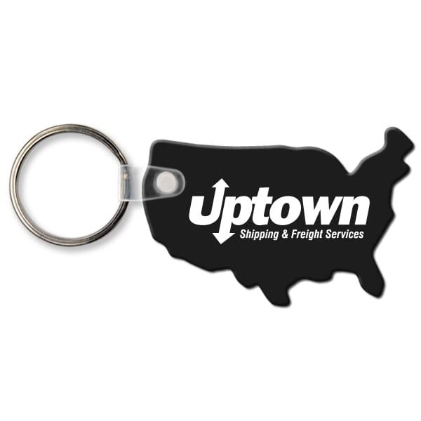 Classic Key Tag - USA
