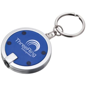 Promotional Keychains with Custom Logo