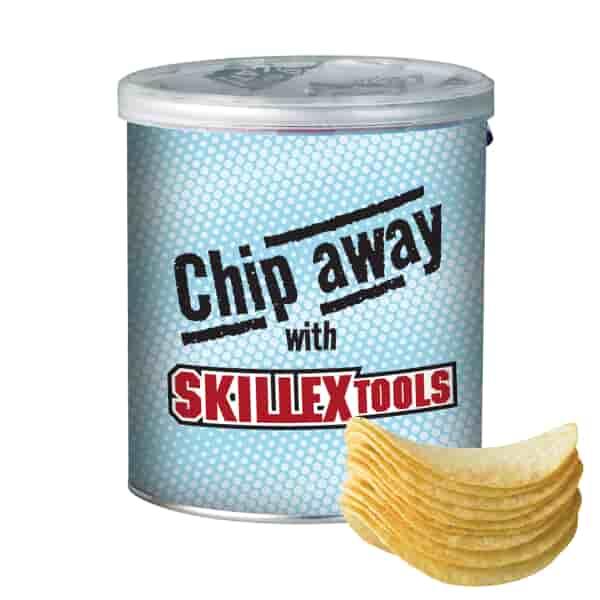 Custom Pringles Container