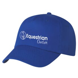 5-Panel Polyester Value Cap