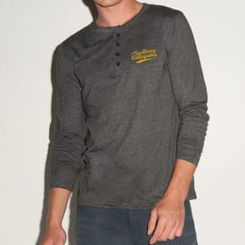 Canvas™ L/S Jersey Henley