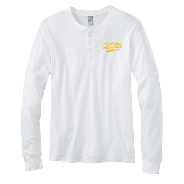 Canvas L/S Jersey Henley