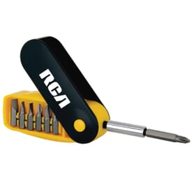Compact Screwdriver Set