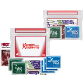 Eco-Aware First Aid Care Kit