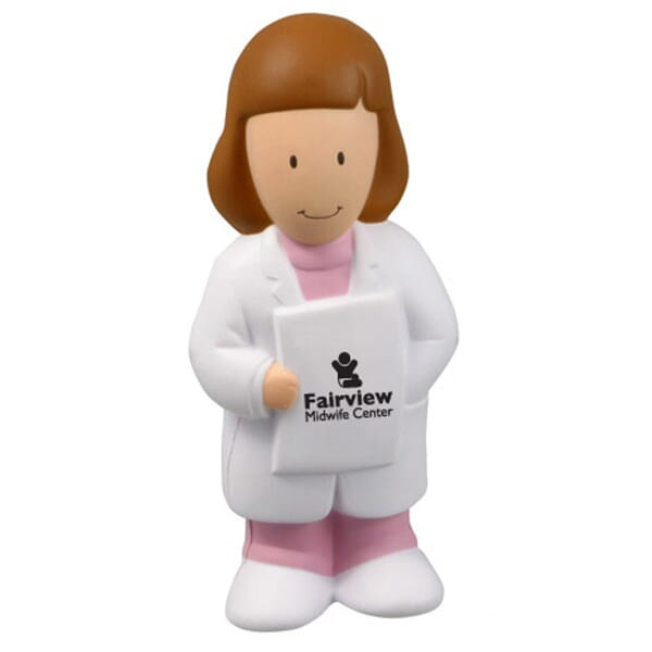 Doctor Stress Ball Female