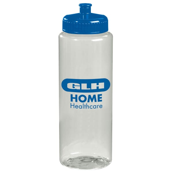 32 oz Clear View Bottle - Clear