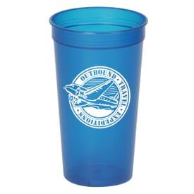 32 oz Translucent Stadium Cup
