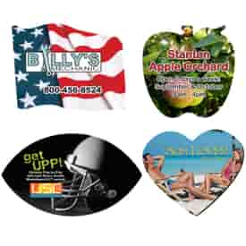 BIC® Fabric Surface Mouse Pad – Stock Shapes